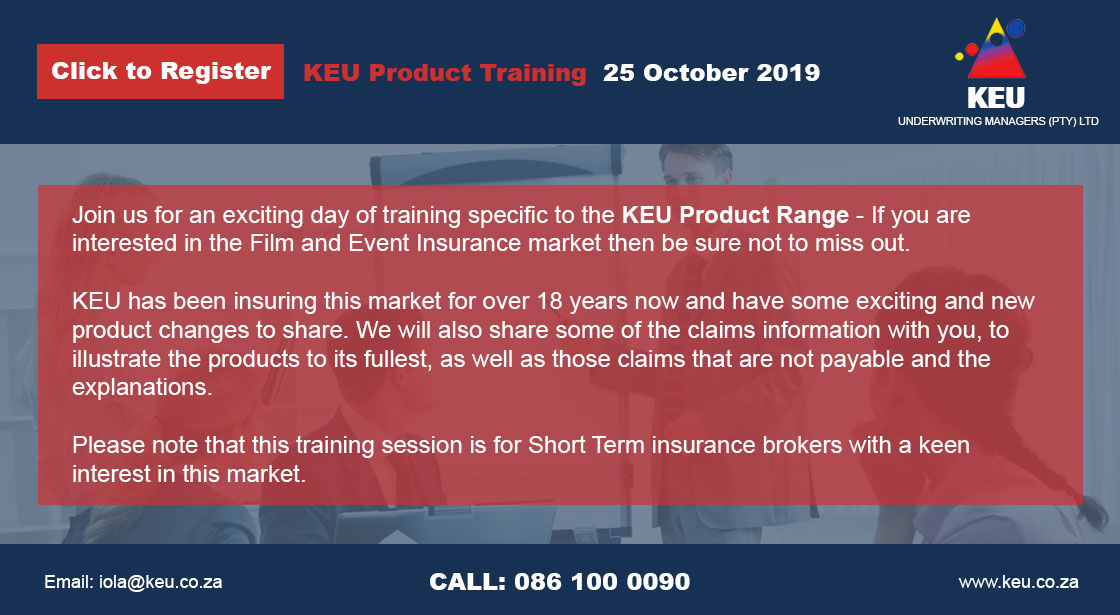 keu product training